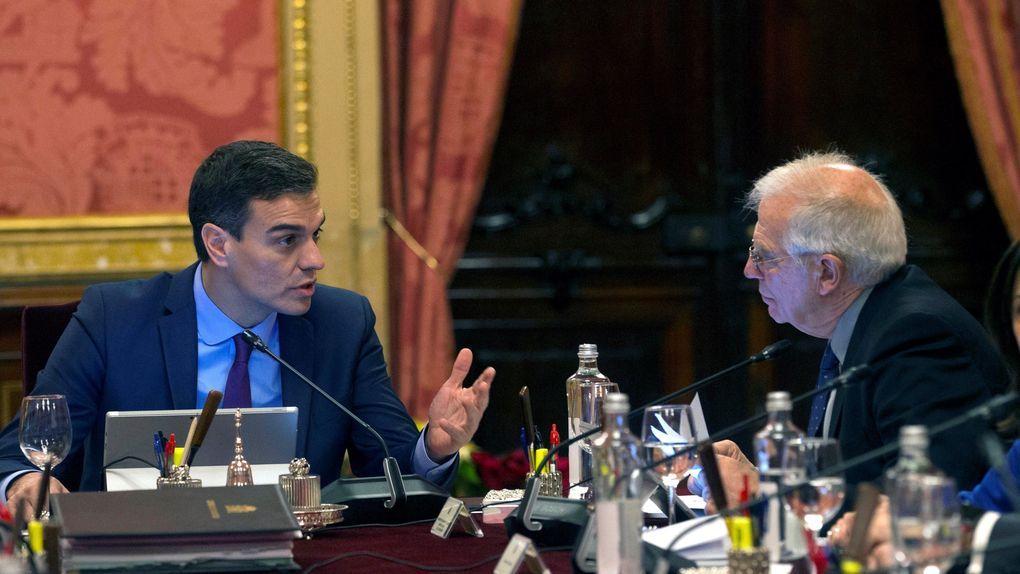 La discrepancia entre Sánchez y Borrell: intrahistoria del reconocimiento a Guaidó