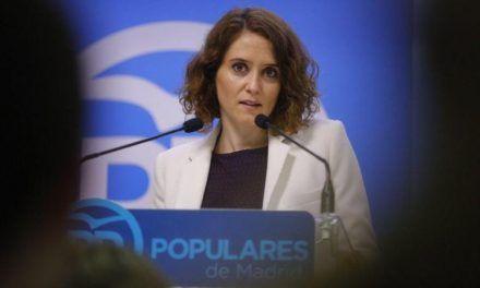 Isabel Díaz Ayuso y la Púnica