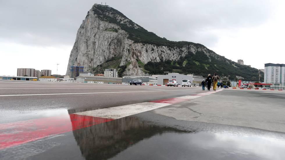 El decreto de contingencia del Brexit llama colonia a Gibraltar