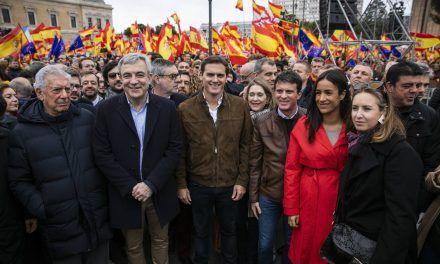 La crisis en las primarias de Ciudadanos distancia a Rivera de Garicano