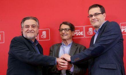 Pepu Hernández se impone en las primarias del PSOE para la Alcaldía de Madrid