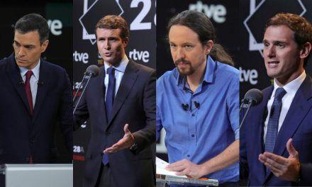 Las frases más destacadas del primer debate a cuatro