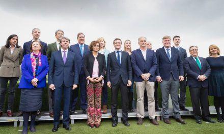 La lista de Casado a las europeas abre tres guerras internas en el PP
