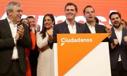Ciudadanos crea un comité de pactos sin descartar gobiernos con el PSOE, ni tripartitos con Vox