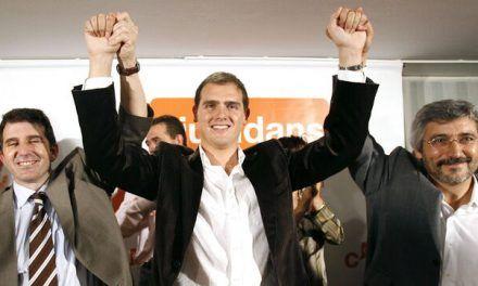 Los diputados que dejaron Ciudadanos por sus pactos con la extrema derecha… hace diez años: «Rivera no tiene ideología»