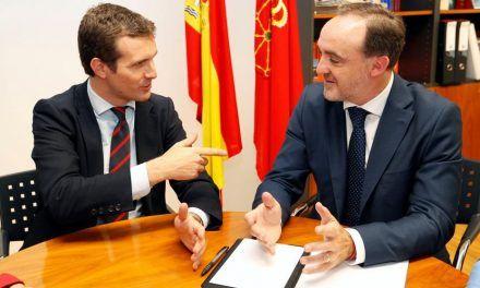 PP y Cs modularán su oposición a Sánchez en función del pacto navarro