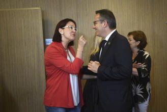 PSOE y Cs, unidos por la voluntad del cambio y de la regeneración
