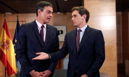 Francesc de Carreras, fundador de Ciudadanos, pide a Rivera que pacte con el PSOE