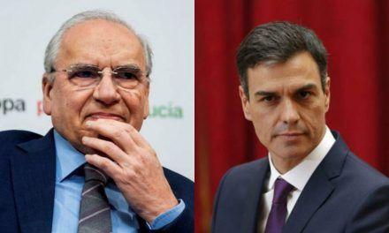 La incierta reflexión de Alfonso Guerra que pone en jaque la investidura de Sánchez