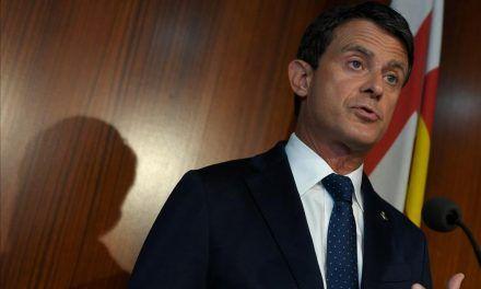 Valls: «Casado y Rivera tendrían que haber dejado gobernar al PSOE»