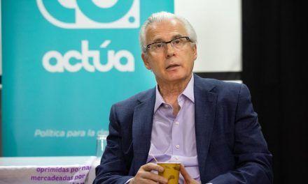 Garzón cobró 1,85 millones por asesorar a un general chavista