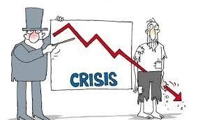 Crisis a la vista