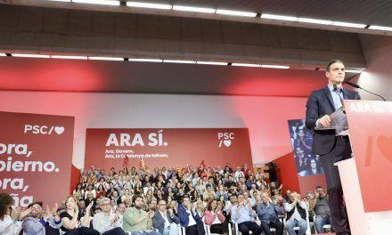Sánchez acusa a la Generalitat de «violentar» al Estado online y acabará con la «República digital»