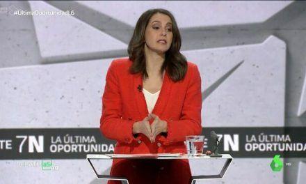 Arrimadas le estampa a Montero el gasto en prostíbulos del PSOE andaluz