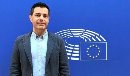Marcos Ros, eurodiputado murciano: «Voy a estar muy pendiente del Mar Menor, en aportar soluciones desde Bruselas»