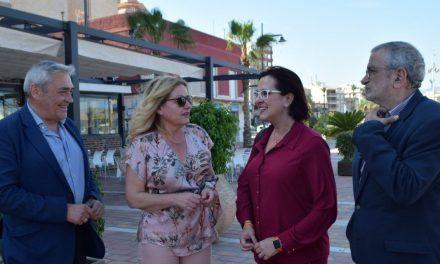 Habilitan la residenciaEl Peñasco en Mazarrón para alojar a las personas sin hogar