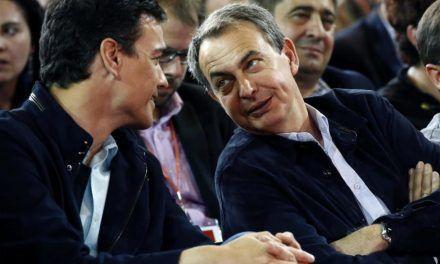 Zapatero se ha reunido con Errejón para intentar que fiche por el PSOE