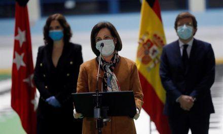 Margarita Robles, el luto, el sentido y la sensibilidad