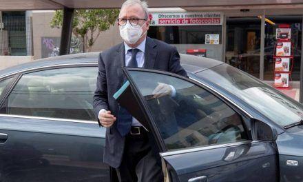 Valcárcel no entrará en prisión provisional: la jueza no ve riesgo de que destruya las pruebas