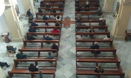 Diego Conesa pide disculpas por asistir a una misa de confirmación que superaba el aforo en Alhama