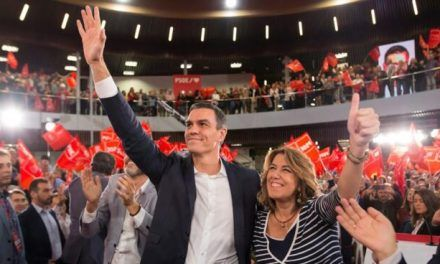 Sánchez pone en el punto de mira a Susana Díaz, Gabilondo y Gonzalo Caballero