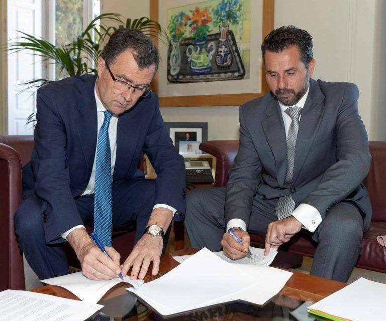 El PP lleva a los tribunales a Mario Gómez (Cs), su socio de gobierno en Murcia, por «violación de secretos»