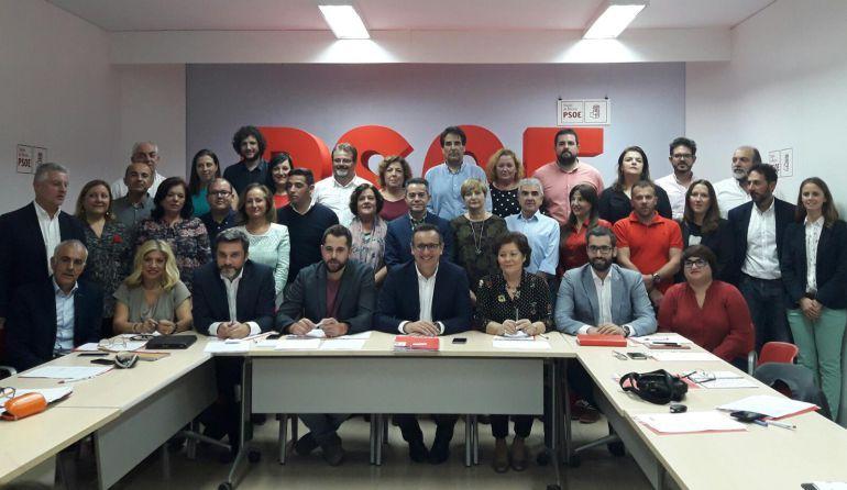 VISTALEGRE: SÍNTOMAS DE ALUMINOSIS EN EL PSRM.PSOE