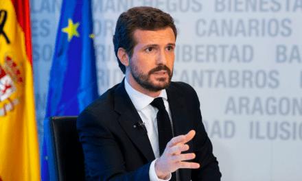 """Pablo Casado frena un adelanto electoral en Andalucía: """"Juanma, así perdemos la Junta"""""""