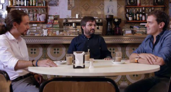 PABLO IGLESIAS APUNTA A LA 7 Y EL PELIGROSO GUIÑO DE CONESA