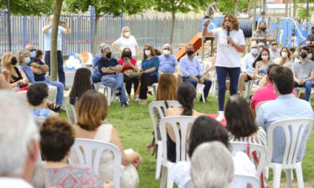 """Díaz abre la campaña con aviso a Ferraz: el PSOE-A no quiere ser una filial «dirigida desde fuera"""""""