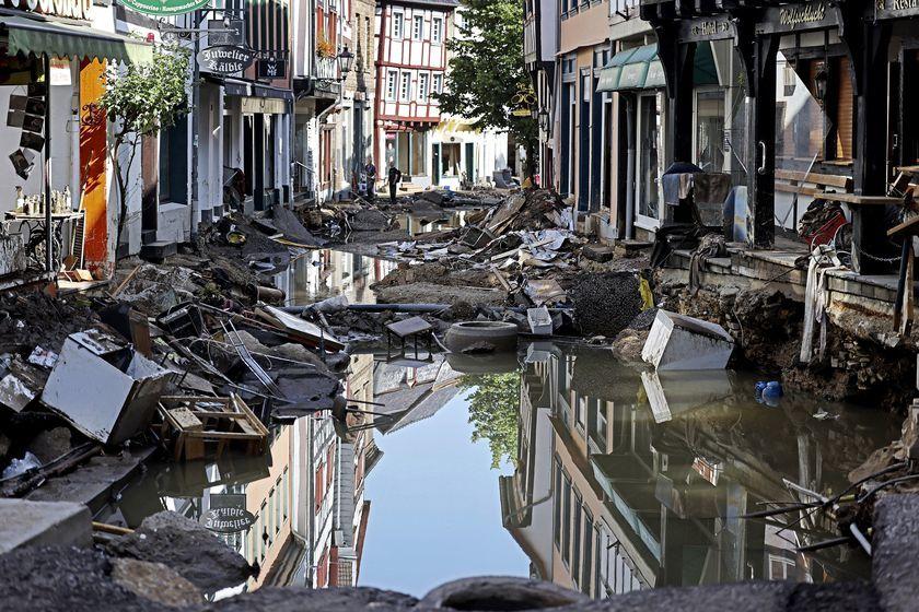 ¿Pudo evitarse la catástrofe de las inundaciones en Alemania?