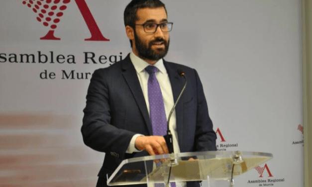 Francisco Lucas, el único murciano de la nueva ejecutiva federal del PSOE de Pedro Sánchez